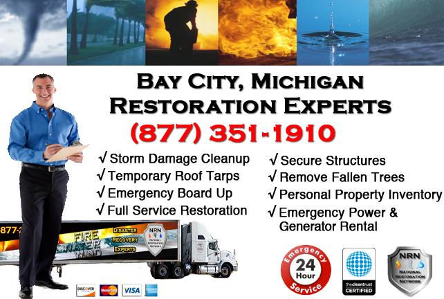 Bay City Storm Damage Contractor