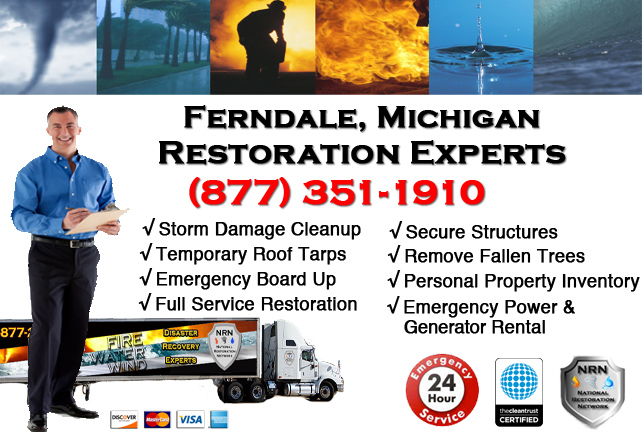 Ferndale Storm Damage Contractor