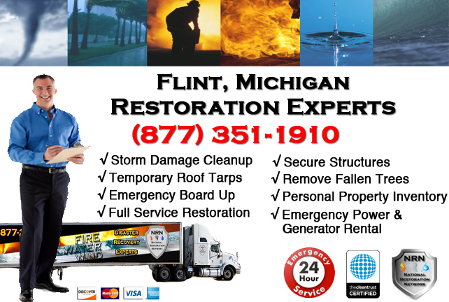 Flint Storm Damage Contractor