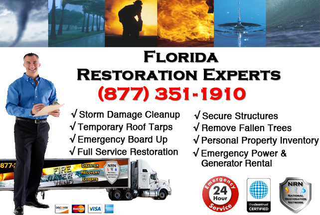 Florida Storm Damage Cleanup