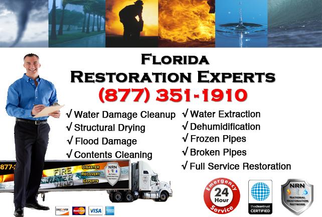 Florida Water Damage Restoration