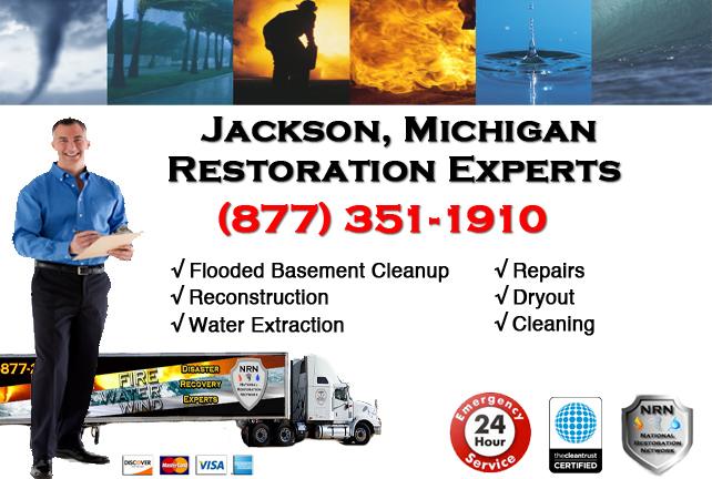 Jackson Flooded Basement Cleanup