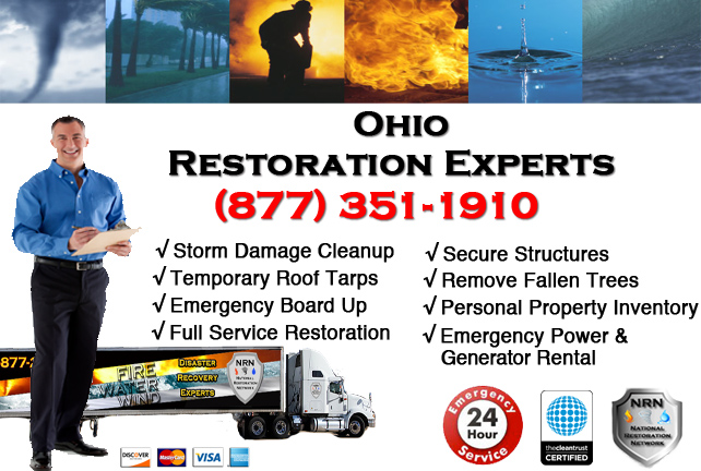 Ohio Storm Damage Repairs