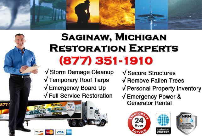 Saginaw Storm Damage Contractor