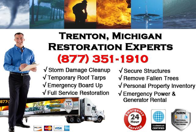 Trenton Storm Damage Contractor