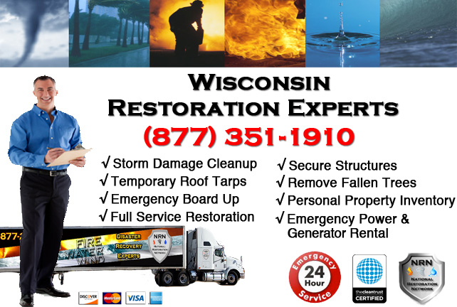 Wisconsin Storm Damage Cleanup