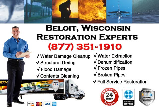Beloit Water Damage Cleanup