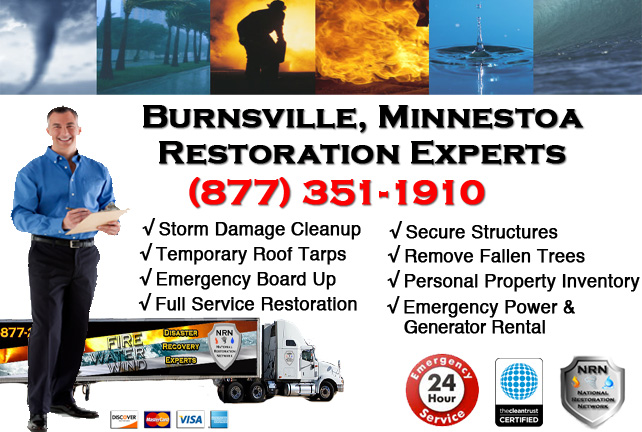 Burnsville Storm Damage Cleanup