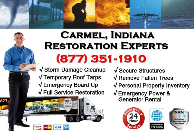 Carmel Storm Damage Restoration