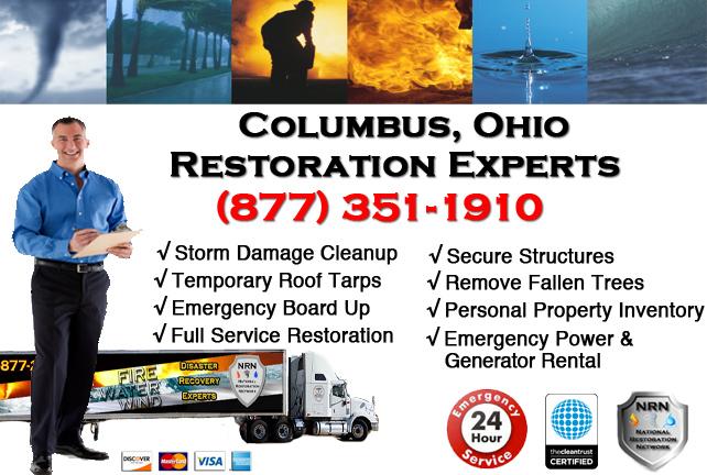 Columbus Storm Damage Cleanup