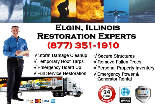 Elgin Storm Repairs