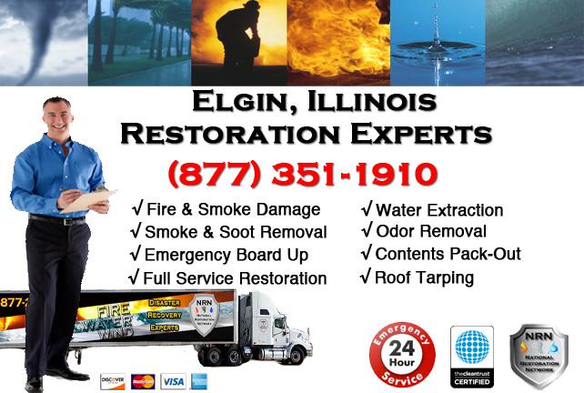 Elgin Fire Damage Repairs