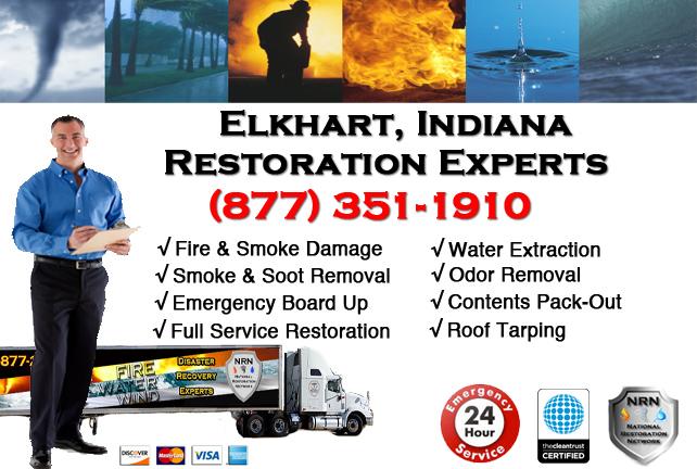 Elkhart Fire & Smoke Damage Repairs