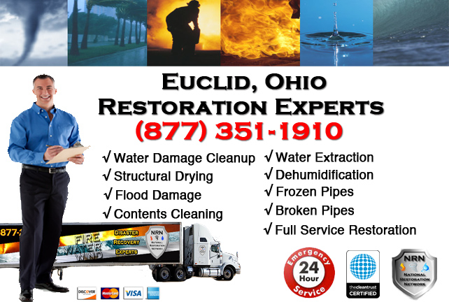 Euclid Water Damage Repair Company