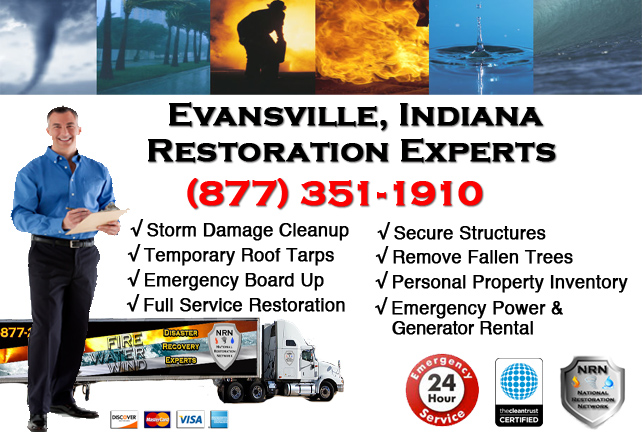 Evansville Storm Damage Restoration