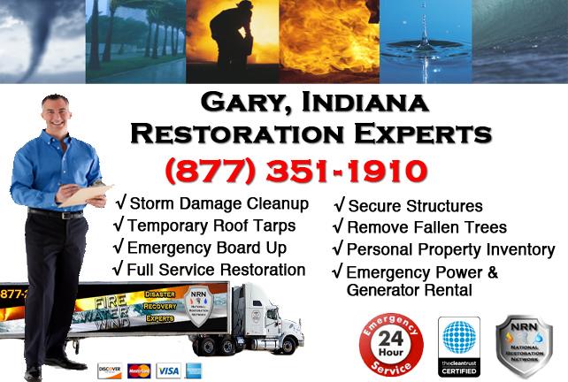 Gary Storm Damage Restoration