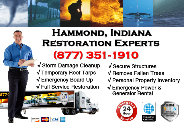 Hammond Storm Damage Restoration