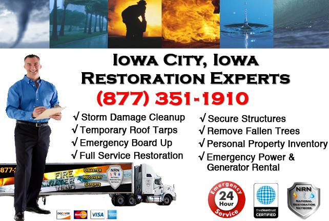 Iowa City Storm Damage Repairs & Service