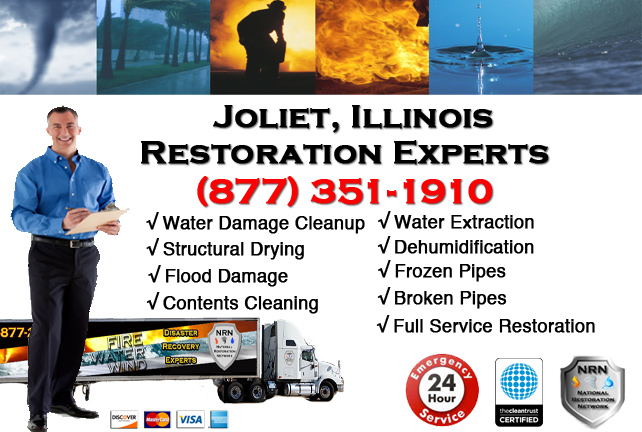 Joliet Water Damage Cleanup