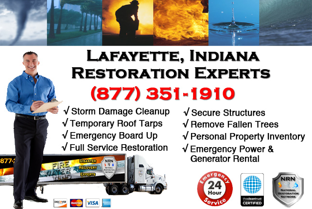 Lafayette Storm Damage Restoration