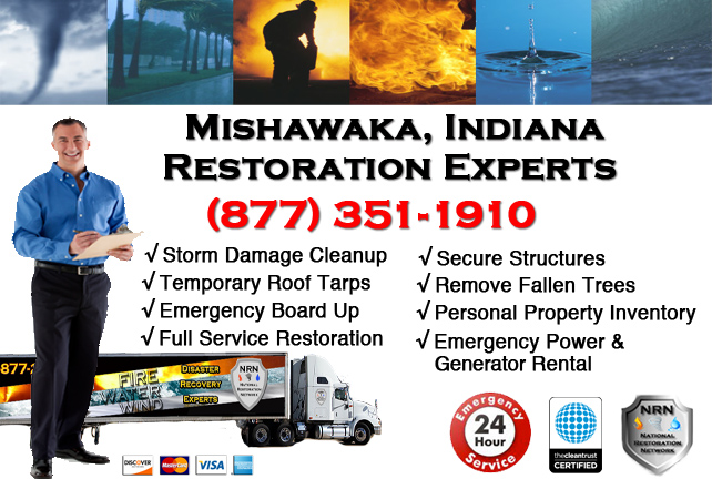 Mishawaka Storm Damage Restoration