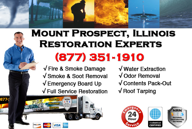 Mount Prospect Fire Damage Repairs
