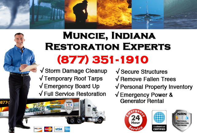 Muncie Storm Damage Restoration