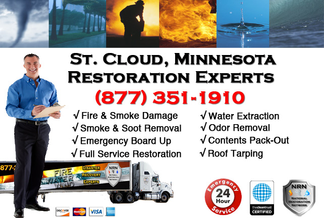 St Cloud Fire Damage Contractor