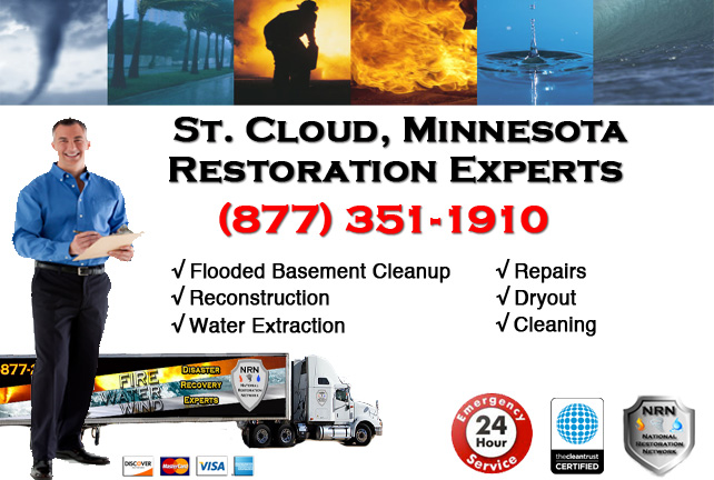 St Cloud Flooded Basement Cleanup Services & Repairs