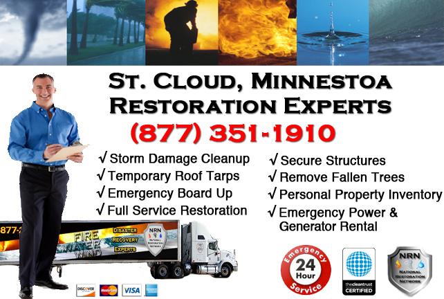 St. Cloud Stomr Damage Cleanup