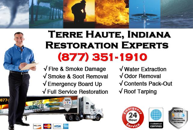 Terre Haute Fire & Smoke Damage Repairs