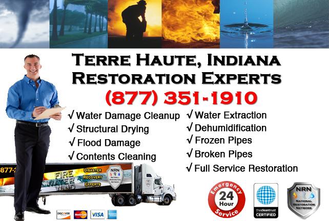 Terre Haute Water Damage Restoration