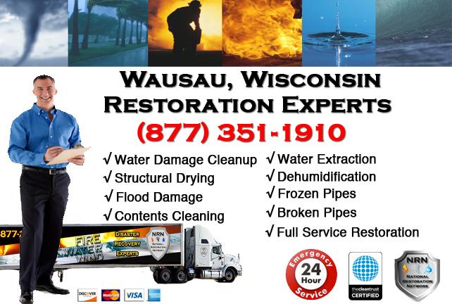 Wausau Water Damage Cleanup