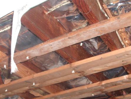fire damage in attic2