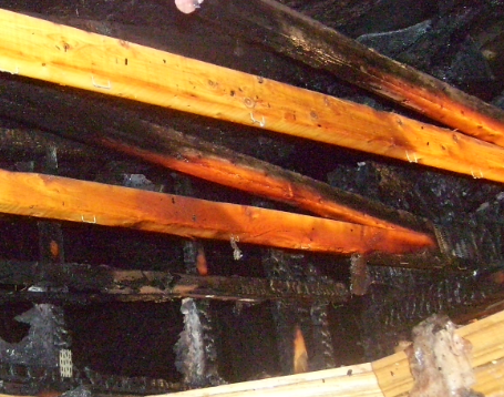 fire damage repair services photo