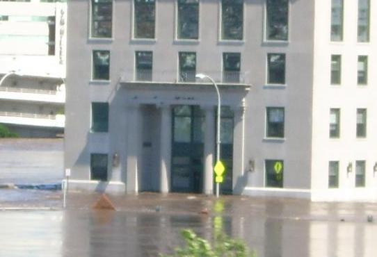 BUILDING FLOODING