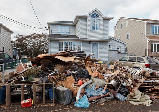 storm damage picture