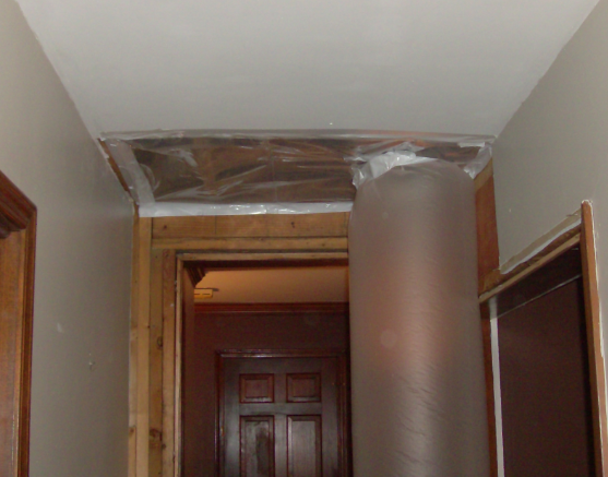 de-humidification dryout services
