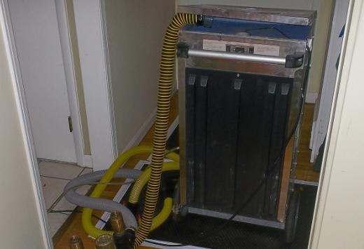 water drying machine