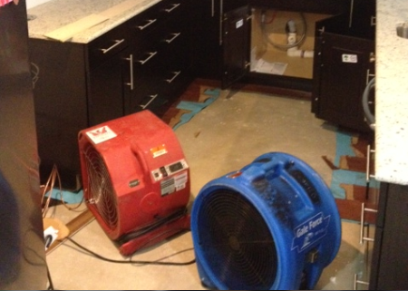 basement drying equipment