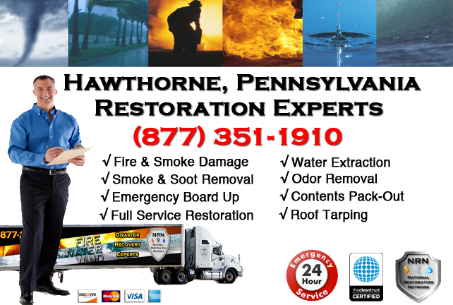 Hawthorne Fire and Smoke Damage Repairs