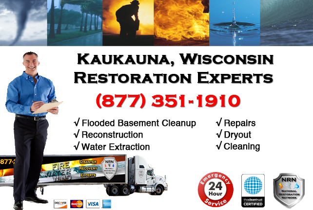 Kaukauna Flooded Basement Cleanup