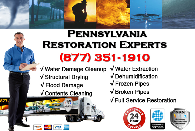 Pennsylvania Water Damage Restoration