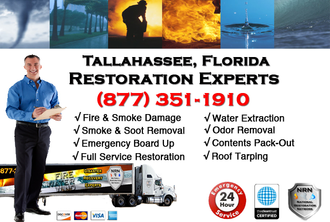 Tallahassee Fire and Smoke Damage Repairs