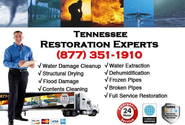 Tennessee Water Damage Restoration