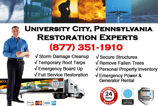 University City Storm Damage Repairs