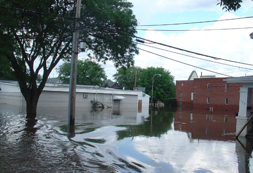 major flooding photo