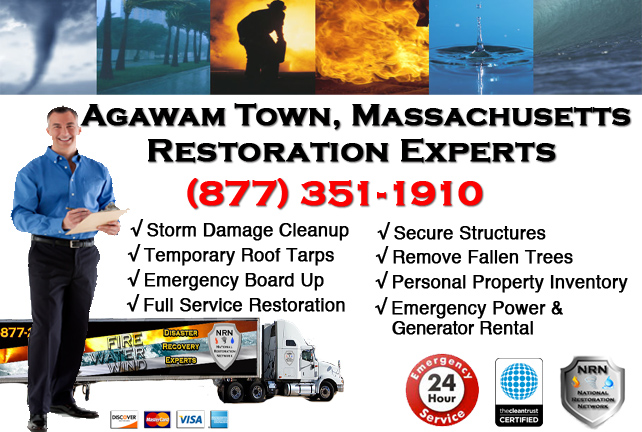 Agawam Storm Damage Restoration