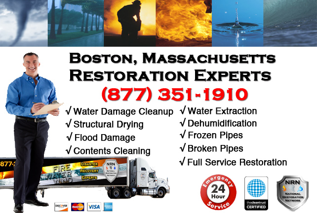Boston Water Damage Restoration