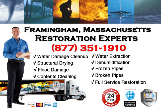 Framingham Water Damage Restoration